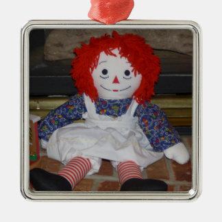 Raggedy Ann Doll Ornament
