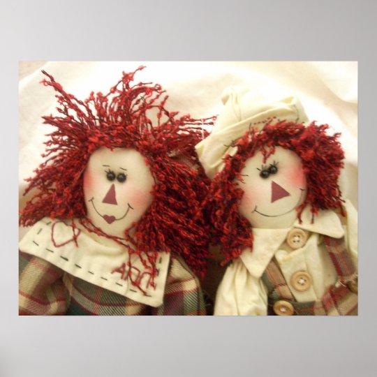 Raggedy Dolls POSTER