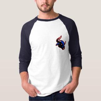 Raging Bulls Head Logo T-Shirt