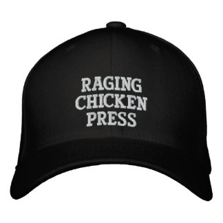 Raging Chicken Press On-the-Ground Hat Embroidered Hats