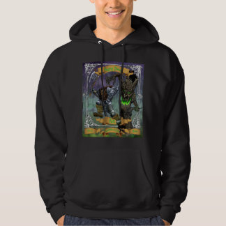 Raging Dwarf Ale Hooded Pullovers