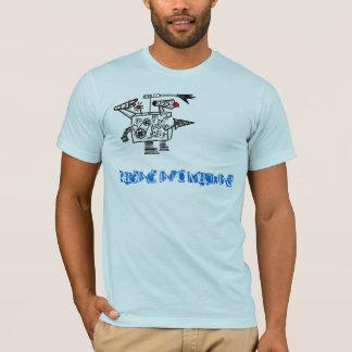 Raging Info Machine T-Shirt