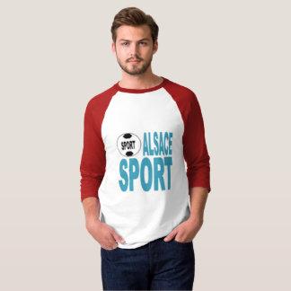 RAGLAN ALSACE SPORT T-Shirt