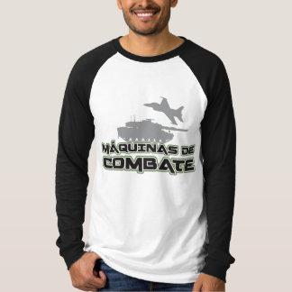 Raglan long mango Machines of Combat T-Shirt