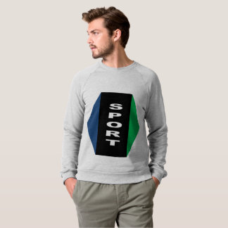 Raglan Sweat gray heather OTTAWA SPORT Sweatshirt