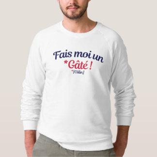 Raglan sweat shirt for men - Do to me one Spoiled
