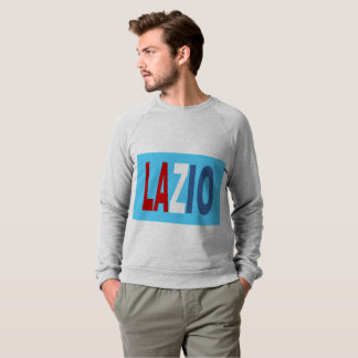 Raglan Sweat white LAZIO    ITALIA Sweatshirt