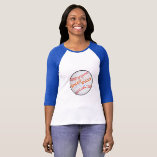 Raglan T Shirt 3/4 Sleeve Baseball Dilly Dilly