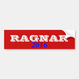 Ragnar 2016 Bumper Sticker