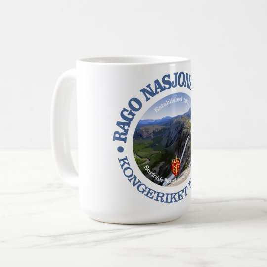 Rago National Park Coffee Mug