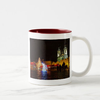 rague Christmas Night Mug