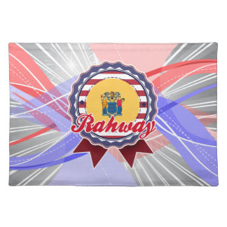 Rahway, NJ Placemats