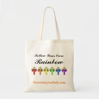 Raibow Fairies VictoriaLynnHall.com Promotional Tote Bag
