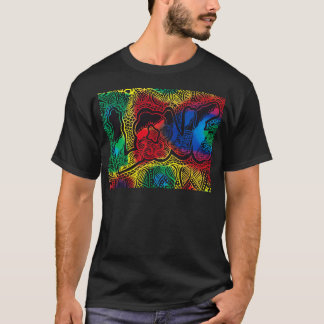 Raibow love T-Shirt