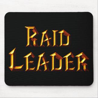 Raid Leader Mouse Pad