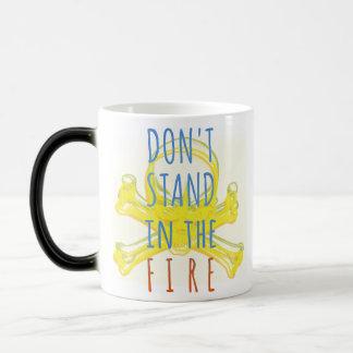 Raid Tip: Don't Stand in the Fire Magic Mug