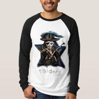Raiders Pirate Logo Sports Jersey T-Shirt