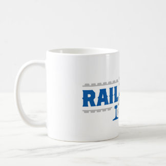 Rail Life™ Mug - White 11oz