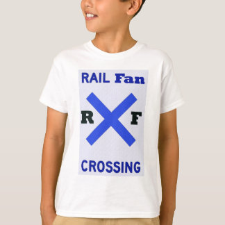 Railfan Fashion T-Shirt