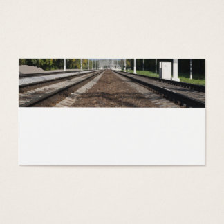 Railroad Business Card