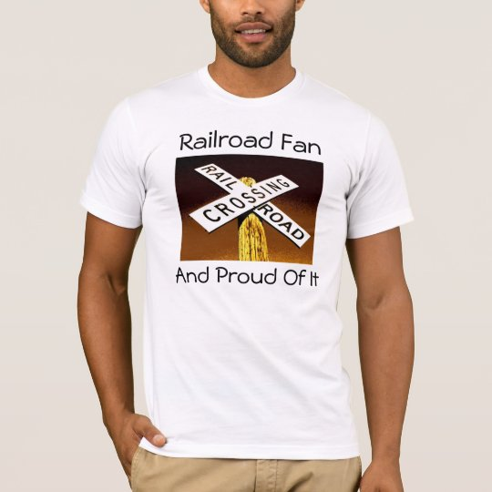 Railroad Fan Apparel T-Shirt