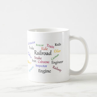 Railroad Mug