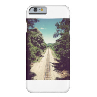 Railroad Track Phone Case