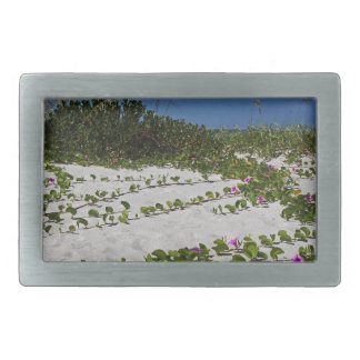 Railroad Vines on Boca I Belt Buckle