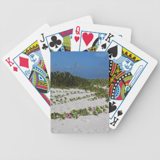 Railroad Vines on Boca I Bicycle Playing Cards