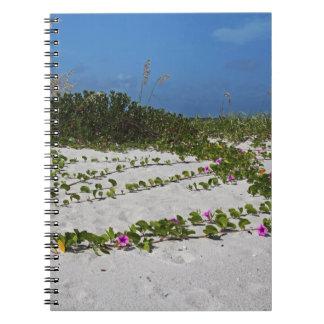 Railroad Vines on Boca I Notebook