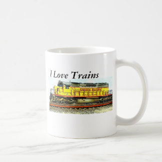Railroadiana Coffee Mug
