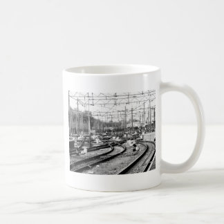 Rails way coffee mug