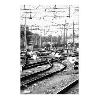 Rails way stationery