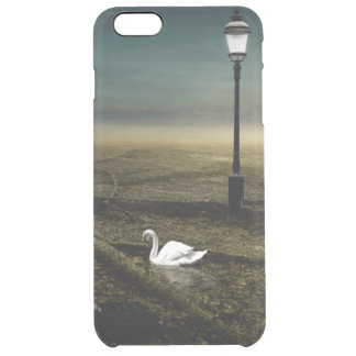 Railway 2013 clear iPhone 6 plus case