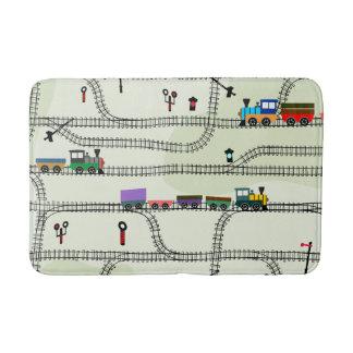 Railway Bath Mat