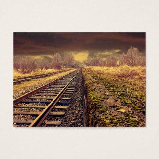 Railway Business Card