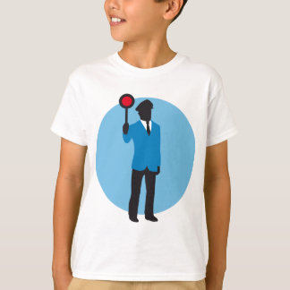 railway conductor T-Shirt