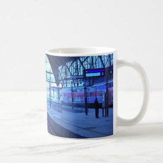 Railway Station Coffee Mug
