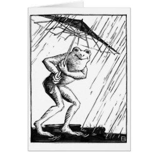 Rain Day Card
