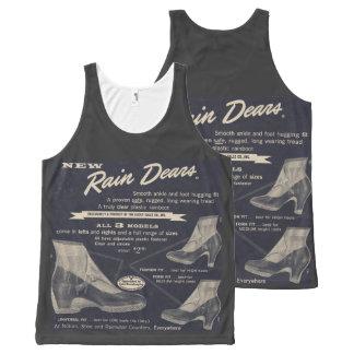 Rain Dears All-Over-Print Tank Top