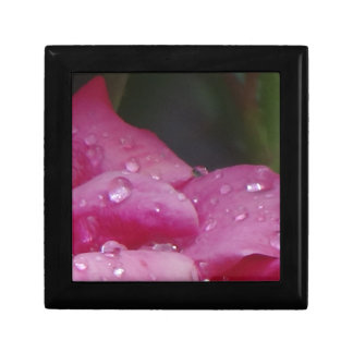 Rain Drop Flower Gift Box
