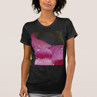 Rain Drop Flower T-Shirt