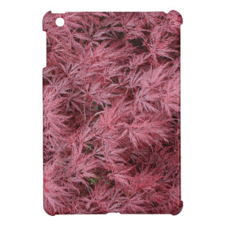 Rain Drop Japanese Maple Tree iPad Mini Case