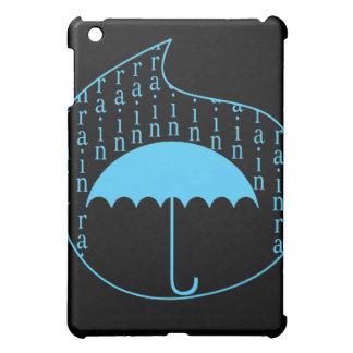 Rain Drop Umbrella Sky iPad Mini Cases