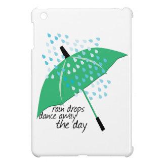 Rain Drops Dance iPad Mini Covers