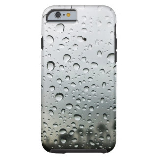 Rain Drops on the Windshield in California Tough iPhone 6 Case
