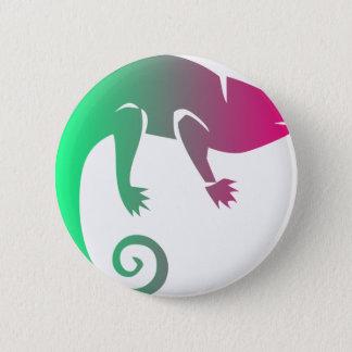 Rain Forest Animals 2 Inch Round Button