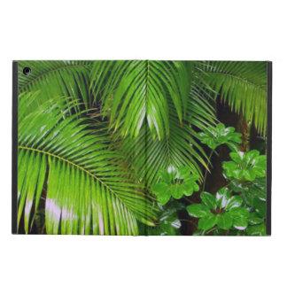 RAIN FOREST BY EKLEKTIX COVER FOR iPad AIR