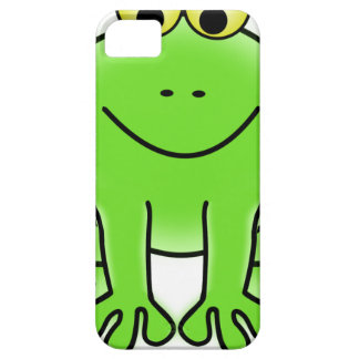 Rain forest Green Frog iPhone 5 Cover