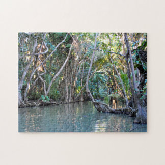 Rain Forests of Dominica. Jigsaw Puzzle